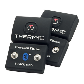 Therm-Ic S-PACK 1400B - Batterie x 2 nero