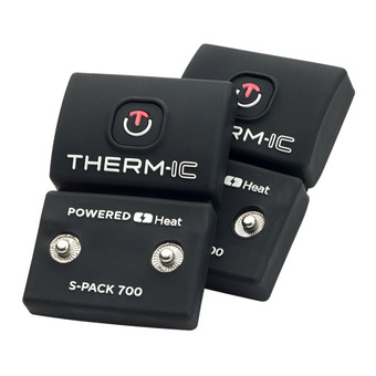 Baterías S-PACK 700 negro