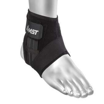 Low Semi-Rigid Ankle Support - A1-S black NEW