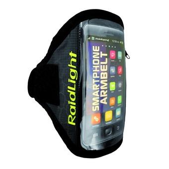 Brazalete para smartphone ARMBELT black/lime green