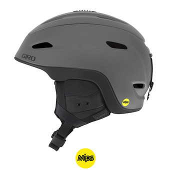 Casque ZONE MIPS matte titanium/black