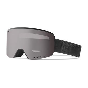 Giro AXIS - Gafas de esquí dark red sierra/vivid onyx/infrared