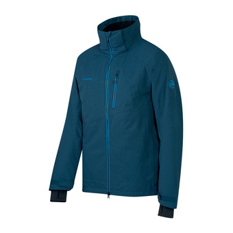Veste de ski homme STONEY 2L orion melange/atlantic