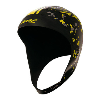 Bonnet de bain SWIFIT NEOPRENE high viz yellow