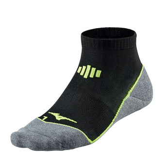 Chaussettes running DRYLITE COMFORT black/safety yellow