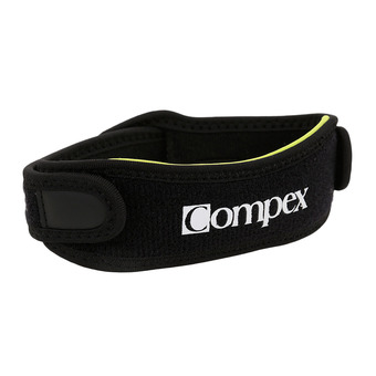Compex PINPOINT KNEE - Sujeción tendón black