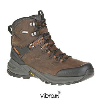 Zapatillas de senderismo hombre PHASERBOUND WP clay/orange