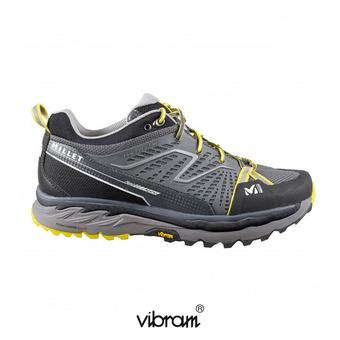 Zapatillas de trail hombre FAST ALPINE charcoal/limeade