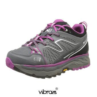 Chaussures randonnée femme FAST ALPINE amarante/charcoal