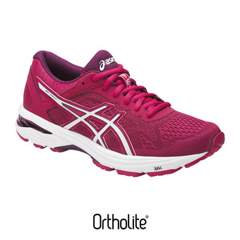Zapatillas de running mujer GT-1000 6 cosmo pink/white/prune