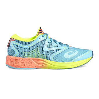 Zapatillas de running mujer NOOSA FF aquarium/flash coral/safety yellow