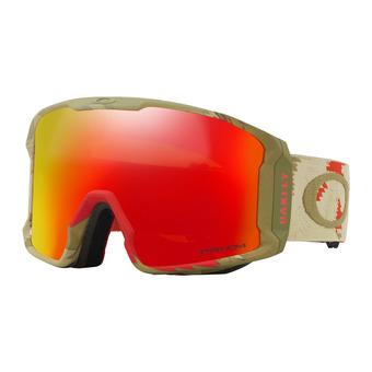 Masque de ski LINE MINER SAMMY CARLSON signature razor - prizm snow torch iridium®