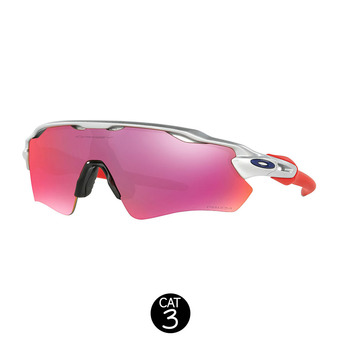 Gafas de sol RADAR® EV PATH™ silver dark blue/prizm field