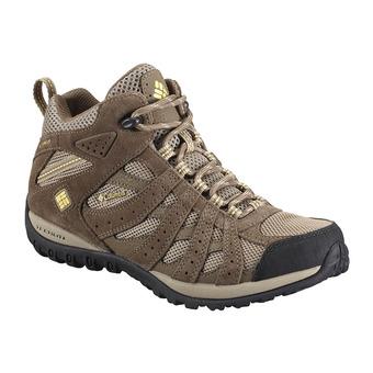 Zapatillas de senderismo mujer REDMOND MID WP oxford tan/sunlit
