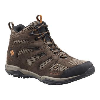 Zapatillas de senderismo hombre NORTH PLAINS mud/bright copper