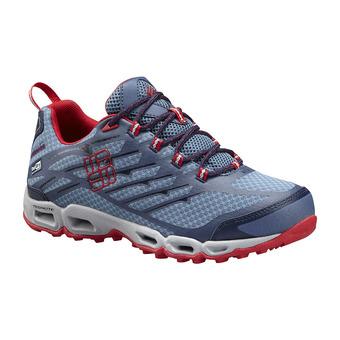 Zapatillas de trail hombre VENTRAILIA II OUTDRY steel/mountain red