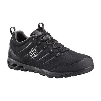 Zapatillas de senderismo hombre VENTRAILIA RAZOR OUTDRY black/lux