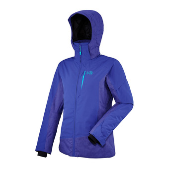Chaqueta mujer LD KANGA HEATHER purple/blue