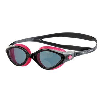 Lunettes de natation femme FUTURA BIOFUSE FLEXISEAL pink/smoke