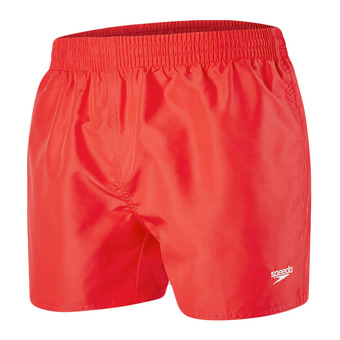 Short de bain homme FITTED LEISURE red