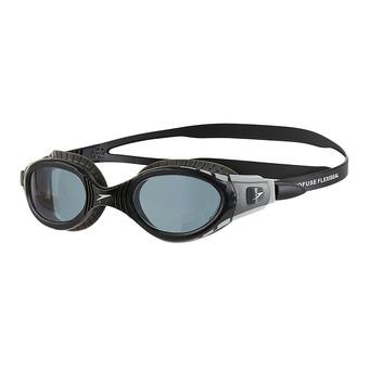 Speedo FUTURA BIOFUSE FLEXISEAL - Lunettes de natation black/smoke