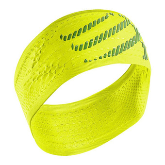 Cinta deportiva ON/OFF neon yellow