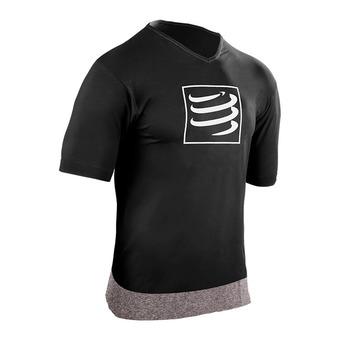 Camiseta hombre TRAINING negro