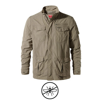 Veste homme ADVENTURE pebble