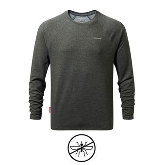 Craghoppers BAYAME - Tee-shirt Homme blkpepp marl