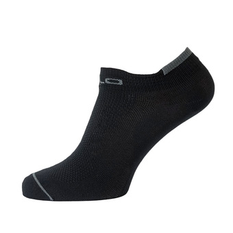 Odlo CERAMICOOL LIGHT - Chaussettes black/steel grey