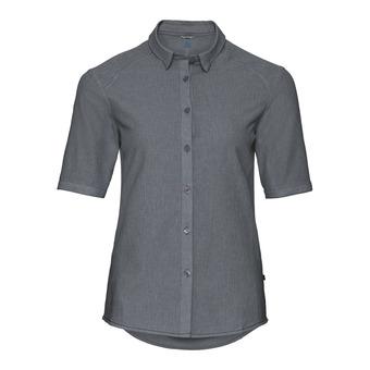 Camisa mujer KUMANO ACTIVE grey melange