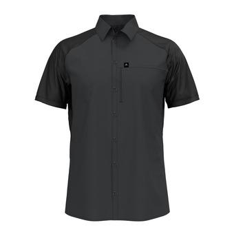 Camisa hombre SAIKAI COOL PRO odlo graphite grey/black