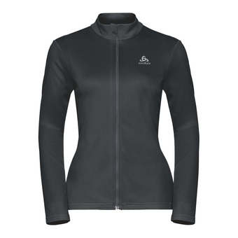 Sweat zippé femme KOYA LIGHT black