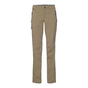 Pants - Women's - WEDGEMOUNT lead grey