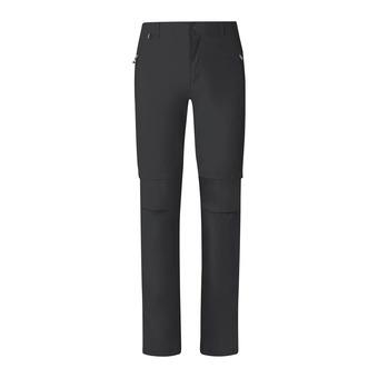 Odlo WEDGEMOUNT - Pantalon convertible Homme black