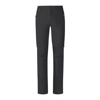 Pantalon convertible homme WEDGEMOUNT black