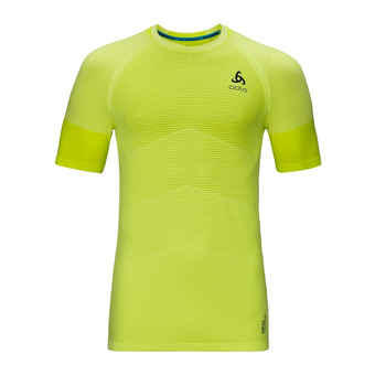 Camiseta hombre CERAMICOOL MOTION acid lime