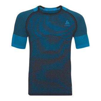 Camiseta hombre CERAMICOOL MOTION blue jewel