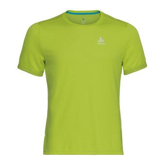 Camiseta hombre NIKKO F-DRY acid lime