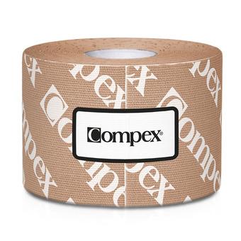 Compex TAPE - Bande adhésive beige