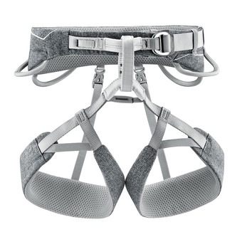 Petzl SAMA - Imbracatura grigio melange