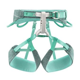 Petzl SELENA - Harness - Women's - heather green