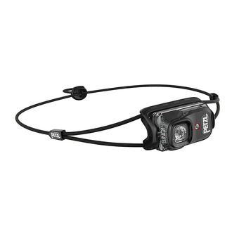 Petzl BINDI - Linterna frontal black