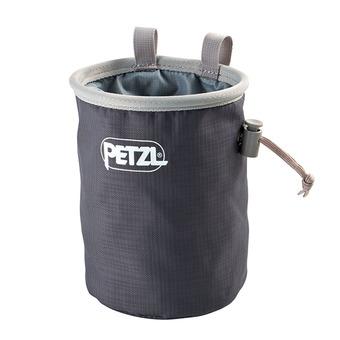 Petzl BANDI - Bolsa para magnesio grey