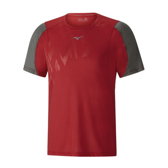 Camiseta hombre ALPHA VENT mars red/castlerock