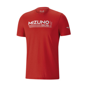 Maillot MC homme HERITAGE ORIGINS mars red