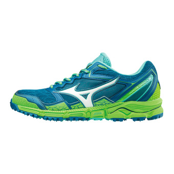 Chaussures de trail femme WAVE DAICHI 3 bluesapphire/whi/turquoi