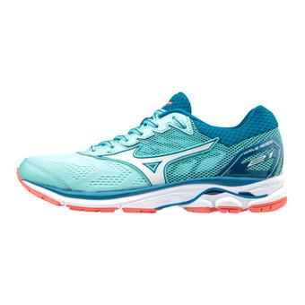 Chaussures de running femme WAVE RIDER 21 aqua/white/blue
