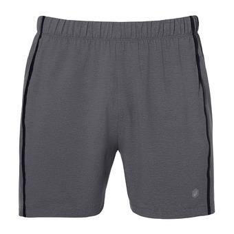 Asics COOL - Short hombre dark grey heather