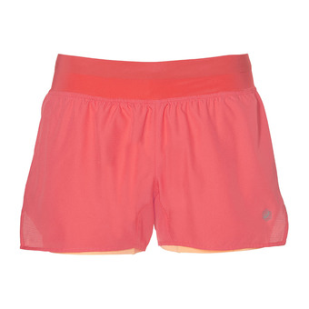 Asics COOL - 2 in 1 Shorts - Women's - coralicious